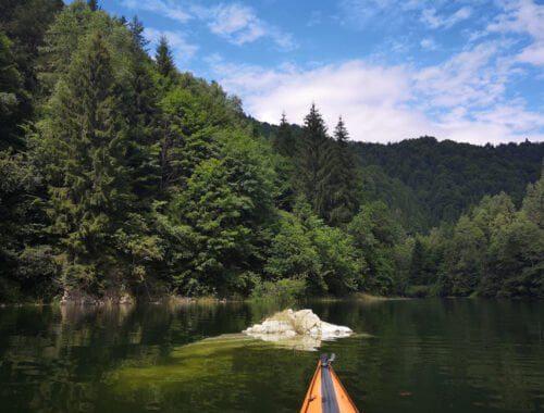 Lacul Vidraru - Claia de Piatra