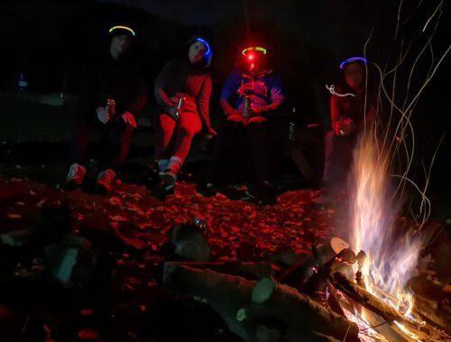 Siriu - Light the night în jurul focului